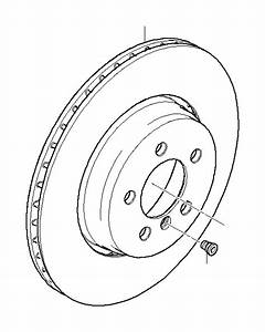 34116792221 - Brake Disc  Ventilated  330x24  Brakes  Front  Service