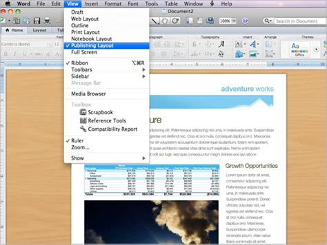 Layout Word by Microsoft Word For Mac 2011 Softsolutionworks
