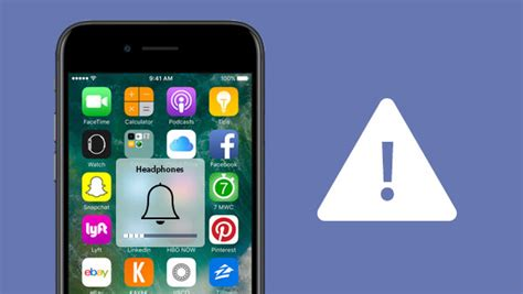 iphone stuck in headset mode how to fix iphone stuck in headphone mode