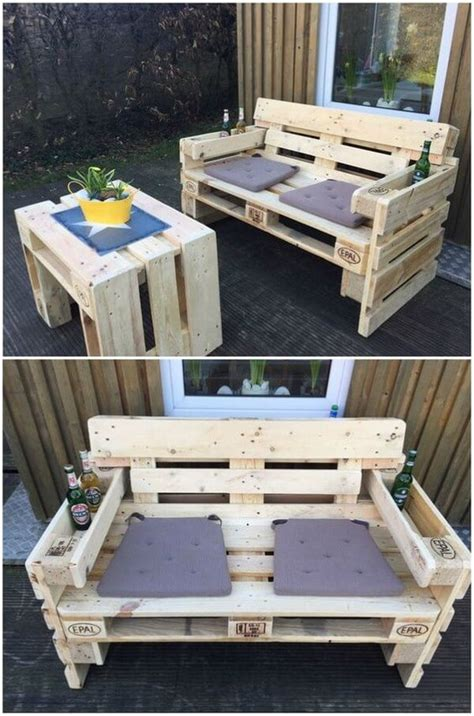 diy recycled wooden pallet ideas projects pallets designs