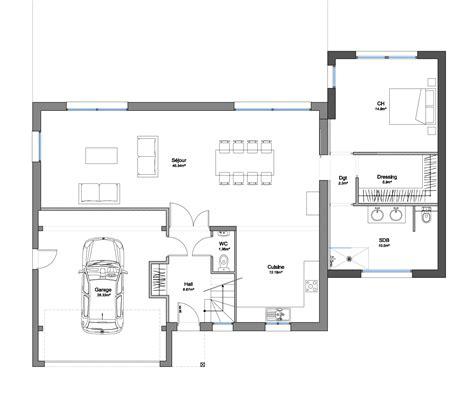 extension d une maison individuelle 224 famars valenciennes