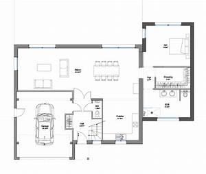 extension dune maison individuelle a famars valenciennes With plan agrandissement maison individuelle