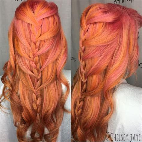 71 Best Hair Dreams Images On Pinterest Colourful Hair
