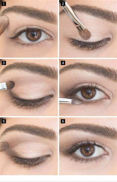 simple eye makeup ideas  work outfits pretty designs