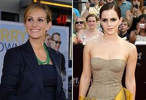 Emma Watson: Julia Roberts - The Role Models of the Stars ...