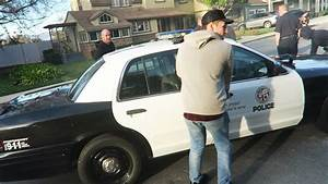 STEALING A POLICE CAR - YouTube