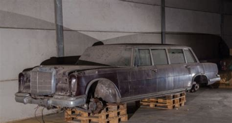 Original exhibiton vehicle of iaa frankfurt from 1967. 1969 Mercedes-Benz 600 - Pullman Limousine | Classic ...