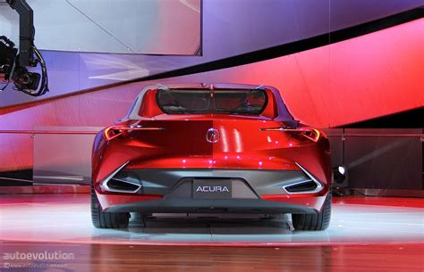 Acura Concept 2020 : Acura's Next-generation Rlx To Be Inspired By Precision