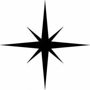Image Gallery star silhouette