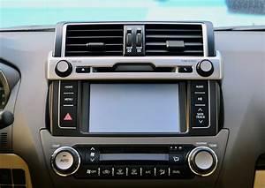 Toyota Land Cruiser Prado 2014 Autoradio Gps Aftermarket