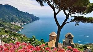 Desktop Wallpapers Mountain Amalfi Coast Italy
