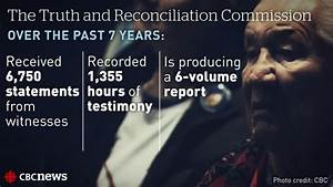 Truth and Reconciliation Commission finds government ...
