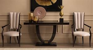 Luxury Console Tables: History & 6 Key Design Styles