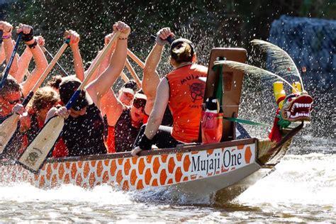 Dragon Boat Racing V A Waterfront by Mujaji Dragon Boat Club Dragon Boat Racing In Cape Town