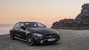 Wallpaper Mercedes-Benz CLS53 AMG, 2019 Cars, 8K, Cars