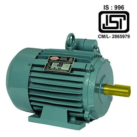 Single Phase Motor by Sapna Single Phase Electric Motor Voltage 230 Rs 6500