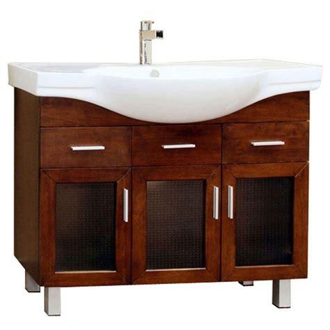 modern single sink vanity cabinet  bathroom vanities