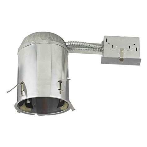 ic rated can lights 5 quot remodel recessed can light ic and airtight rated