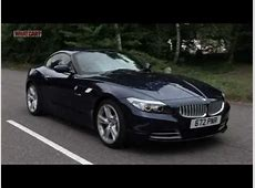 BMW Z4 Roadster review What Car? YouTube