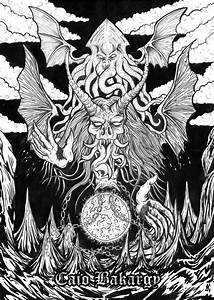 Psychedelic Nightmare (Black and White) by BakargyCaio on ...