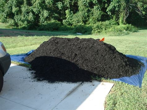 drip irrigation mulch our home from scratch