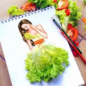 Super Creative Drawings by Kristina Webb
