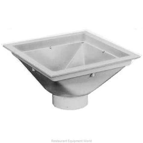 Zurn Floor Sink Liner by Zurn Fd2370 Pv3 Pvc Floor Sink Pvc Floor Sink
