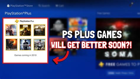 Better Games Coming ?! (ps4