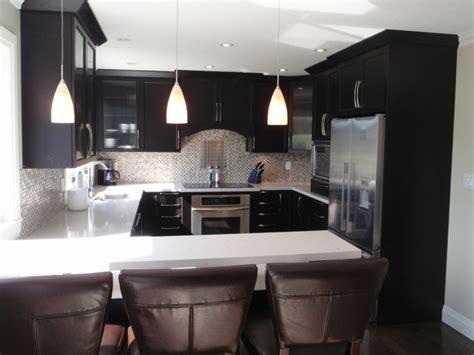 misty carrera contemporary kitchen benjamin moore