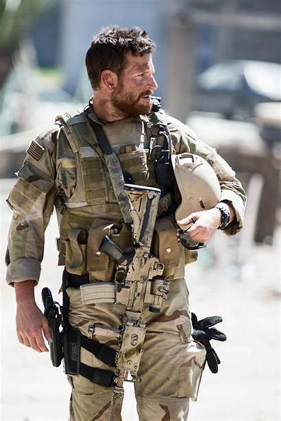 Cooper Bradley Sniper American Collider Clint Eastwood