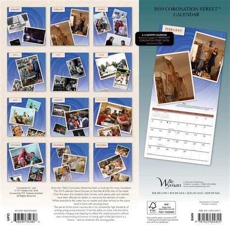 outlander month wall calendar products wall