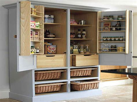 stand alone pantry cabinet ideas stand alone pantry cabinets reloc homes