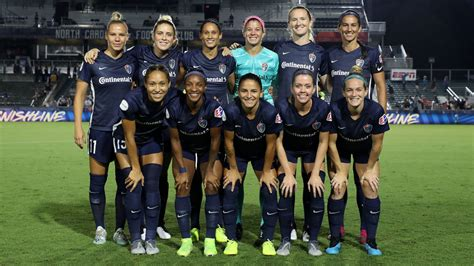 nc courage  reign fc  nwsl champions return  final