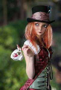 Alice Im Wunderland Foto Bild Fotomontage Fantasy