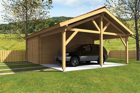 construire un bureau en bois garage en bois sans permis de construire