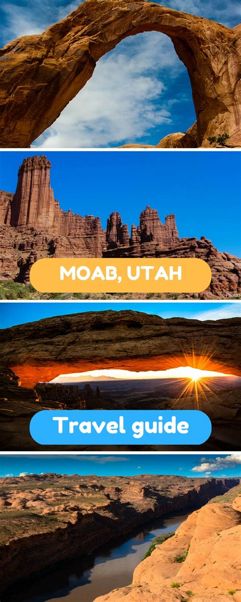 Your Complete Travel Guide To Moab Utah Earths