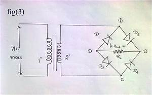 Ac To Dc Conversion Using Rectifiers