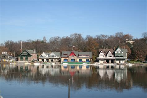 Boathouse Row by Boathouse Row The Constitutional Walking Tour Of