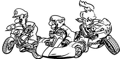 mario kart coloring pages mario kart coloring pages many image collections