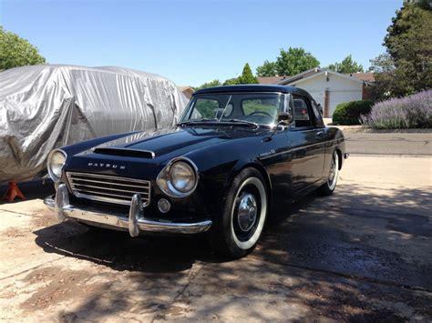 66 Datsun Roadster by 1966 Datsun Roadster For Sale