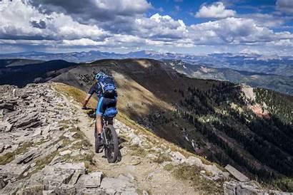 Colorado Trail Bikepacking Biking Mountain Map Routes