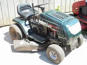Bolens Lawn Tractor - 15 5 Hp - 38 U0026quot  Mower