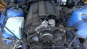 1998 Bmw Z3 Roadster Engine With 33k Miles
