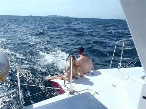 Fishing Boat Charter Ta by Pattaya Yacht Charters Catamarans Rhumba