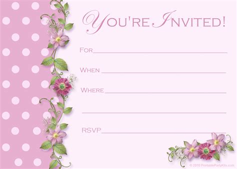 invitations to print free baby shower printable party kits