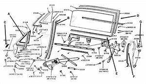 67 Mustang Window Diagram  67  Free Engine Image For User Manual Download