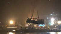 墜入長江85小時 重慶公車打撈出水 東森新聞