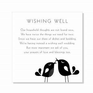 17 best wedding invitations images on pinterest wedding With wedding invitation wishing well quotes