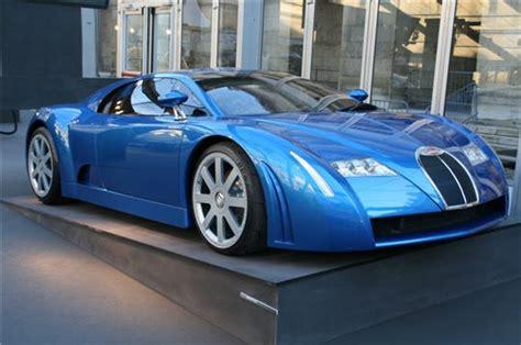 Is The Bugatti Chiron Concept Making A Comeback Soon?