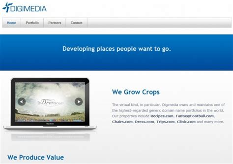 day s digimedia updates website showcases generic